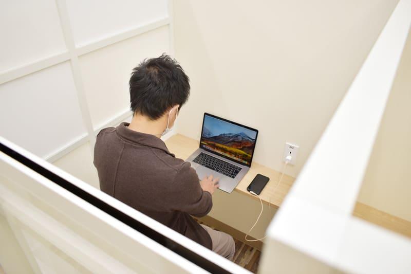 港区 虎ノ門 虎ノ門ワールドゲート歯科 神谷町駅前 診療室と待合室は完全個室